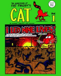 Fat Freddy's Cat #1