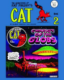 Fat Freddy's Cat • Gilbert Shelton