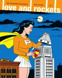 Love & Rockets: New Stories 1