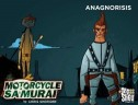 The Motorcycle Samurai #4